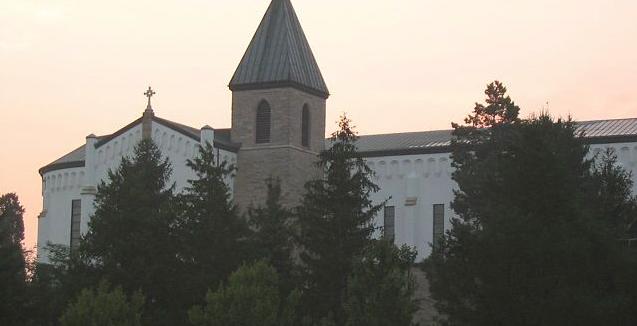 Abbey of Gethsemani by Bryan Sherwood
