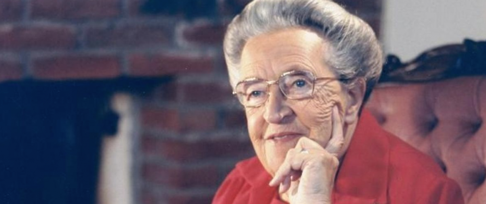 Corrie ten Boom was Born and Died Today