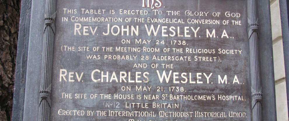 John wesley essay
