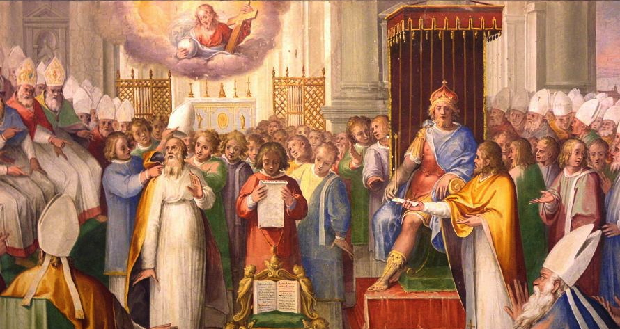 gratitude for the council of chalcedon