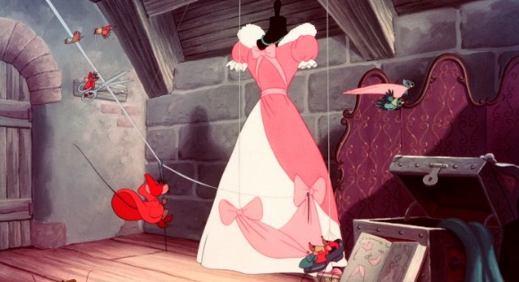 In Defense Of Cinderella The Dress The Scriptorium Daily