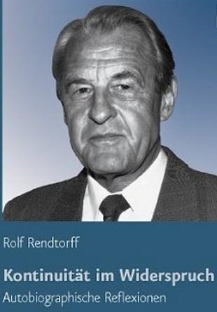 Rolf Rendtorff autobio
