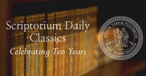 Scriptorium Daily Classics