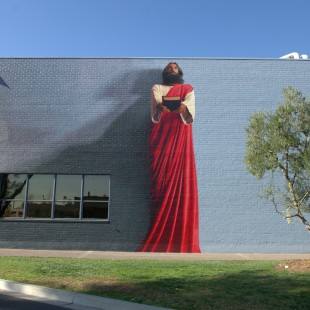 Matt jenson author at the scriptorium daily page 2 of 8 for Biola jesus mural