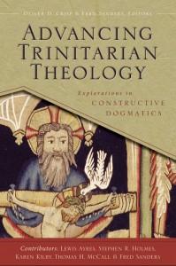 Advancing Trinitarian Theology cover