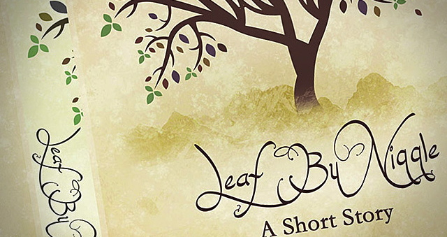 leaf by niggle essay Term paper on meaning of language, symbolism & allegory in jrr tolkien's book, tree and leaf, and in story, leaf by niggle  essay, book report or.