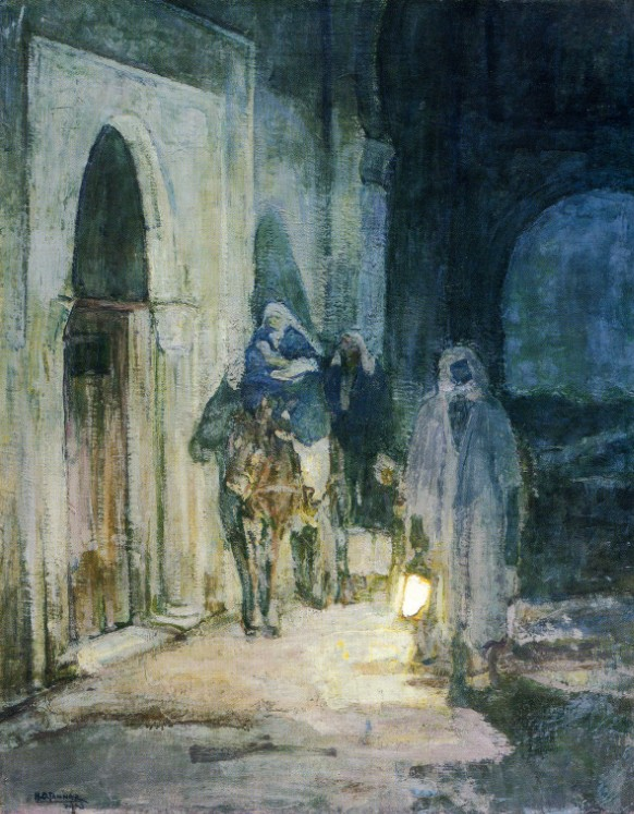 Tanner Flight into Egypt 1923