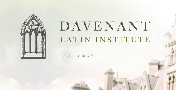 Davenant Latin logo