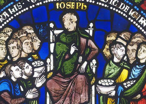 joseph and bros stained glass