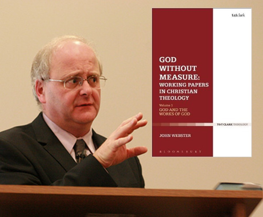 Webster gestures worriedly at forthcoming book