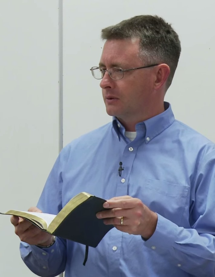 Hearing Voices: Trinity in the Old Testament