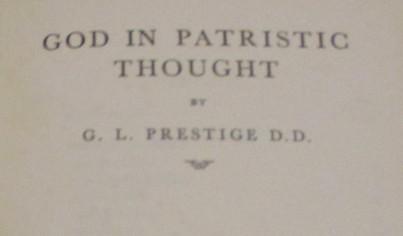 Prestige patristic thought screencap