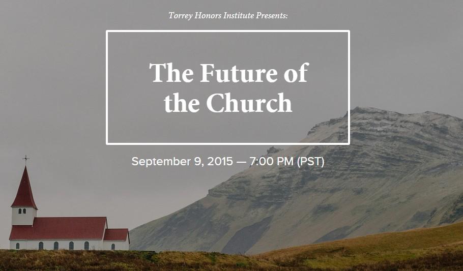 future of church slice