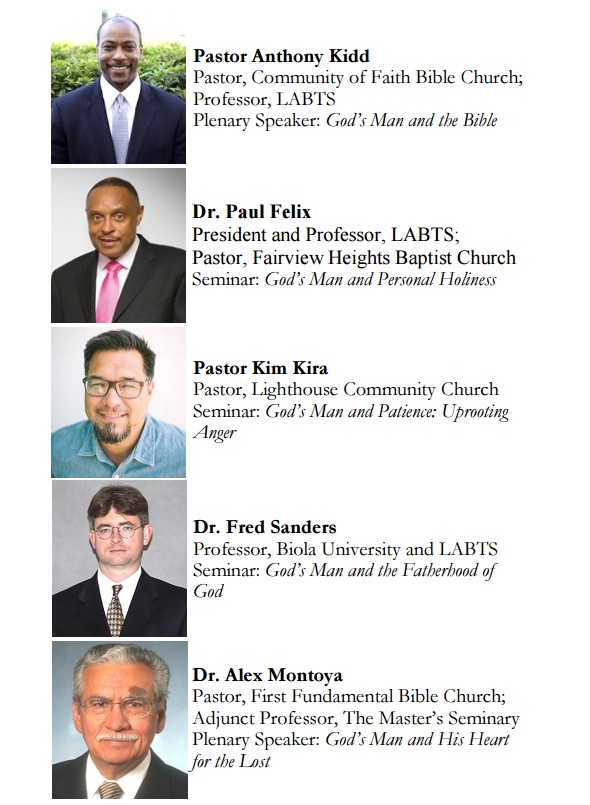 LABTS mens conference 2016