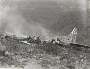 caserta plane crash