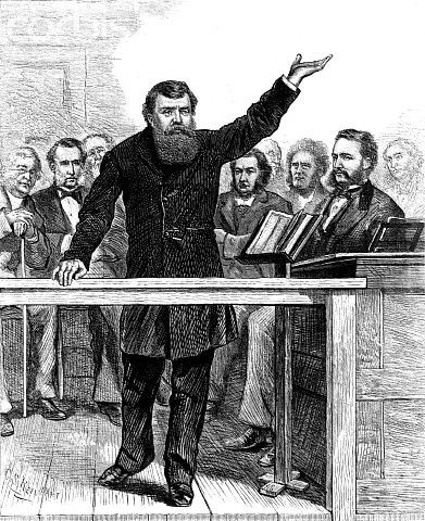 dwight l moody Dwight lyman moody (february 5, 1837 - december 22, 1899), also known as  dl moody, was an american preacher, evangelist and.