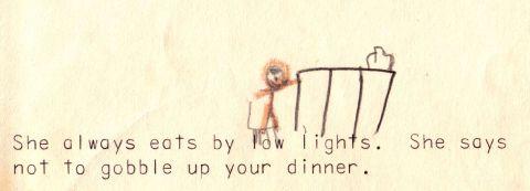 Freddie Mom dinner