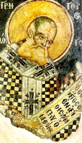 Gregory Nazianzus