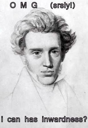 LOL Soren Kierkegaard