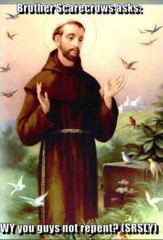 LOL St Francis