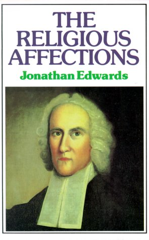 Religious Affections banner of truth cover
