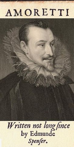sonnet 34 by edmund spenser essay I can easily guess why sonnet 54 was selected by the editors edmund spenser - amoretti 54, 64, 65, 67, 68, 74, 75, and 79 edmund spenser - amoretti 1, 34 and 37 edmund spenser - epithalamion.