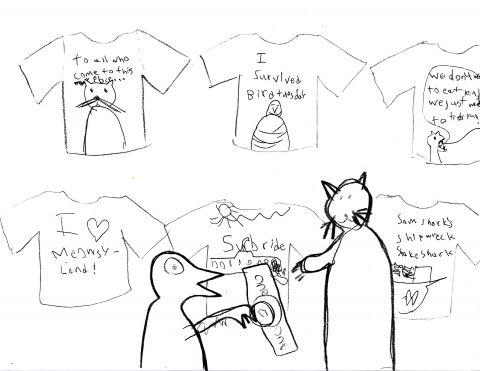 bird tuesday shirt shop