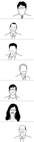scripto about faces