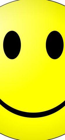 smiley slice