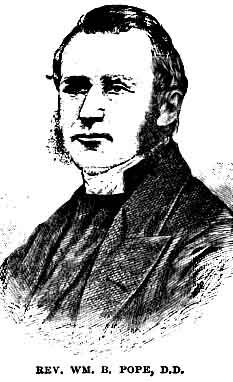 william burt pope 1