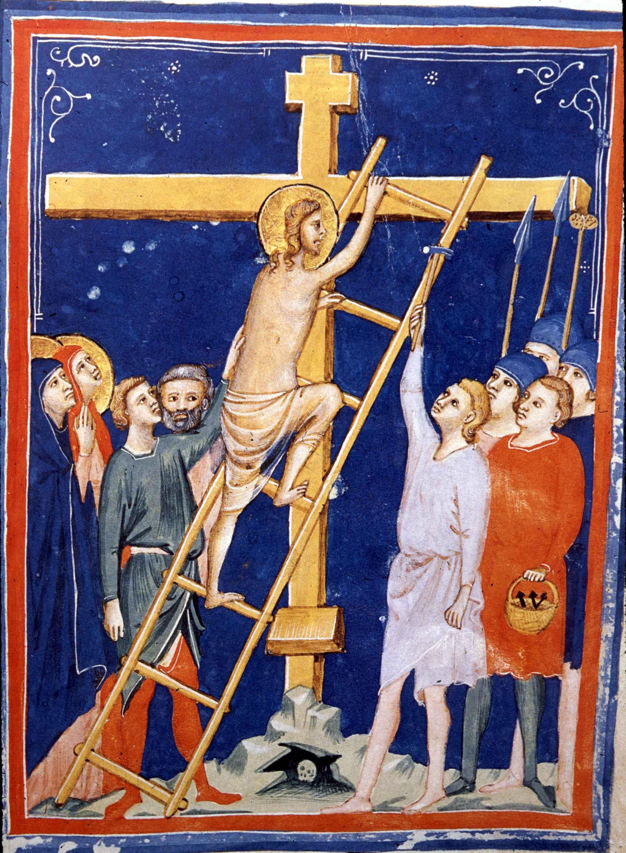 ladder at cross bonaguida small