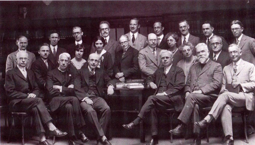 1927 macinnis faculty