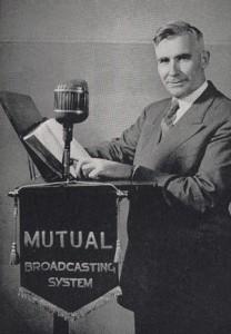 Charles Fuller broadcasting