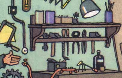 Tintin tools