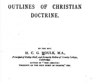 moule outlines