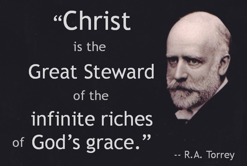 Christ Great Steward