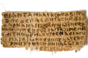 GJW sogenannte Gospel Jesus Frau shredded wheat