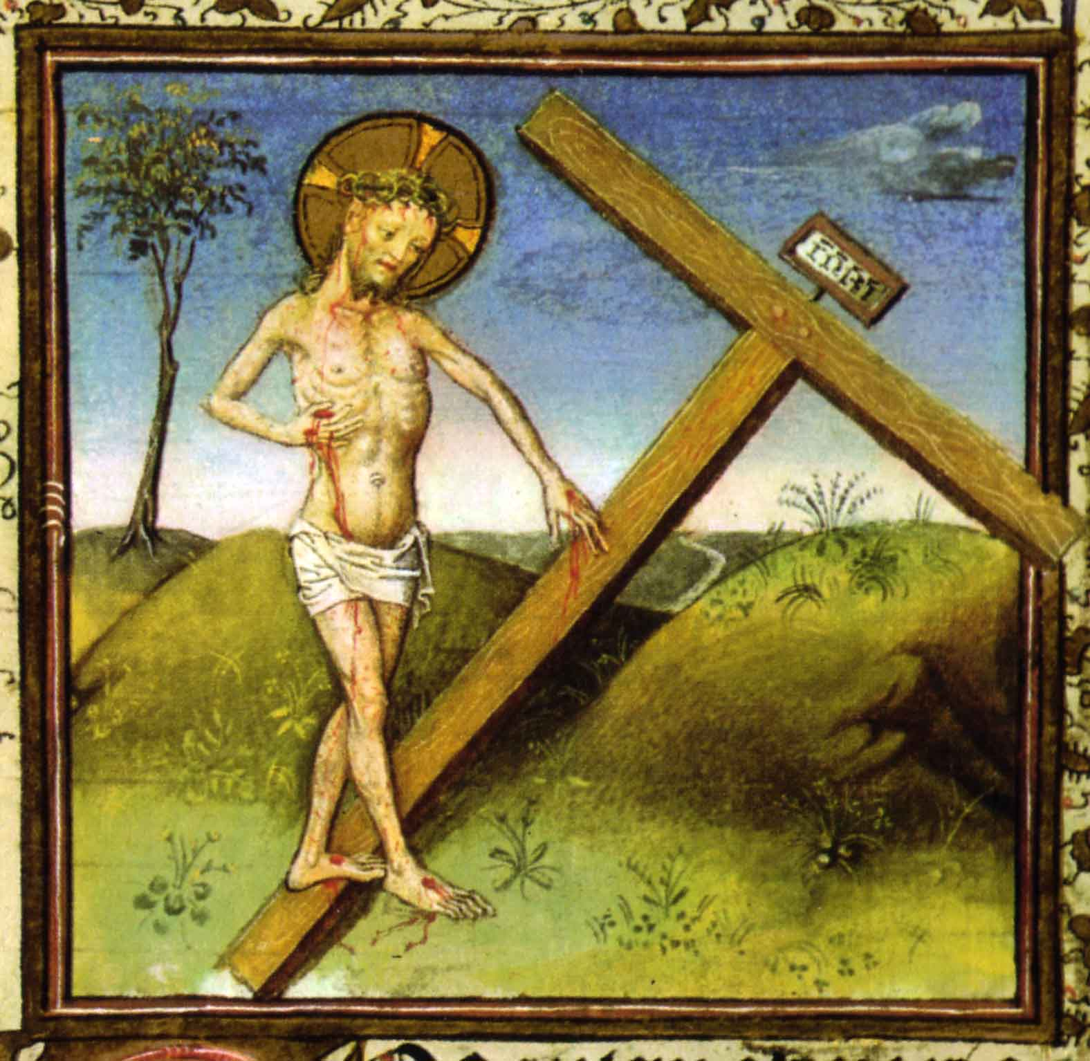 clevescrux9 christ