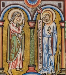 annunc book of hours