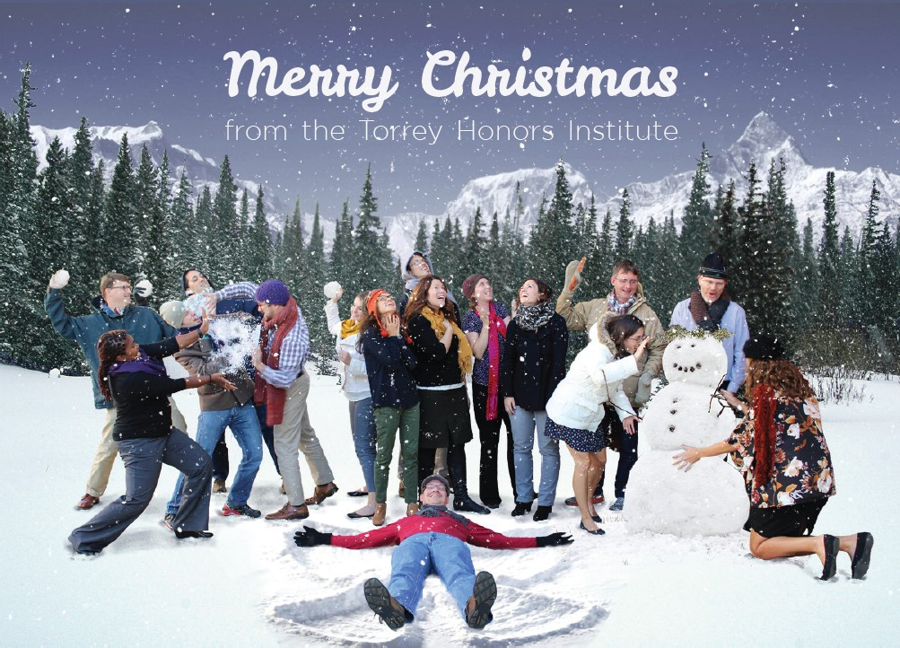 torrey christmas card all