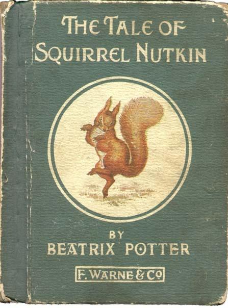 squirrel nutkin old copy