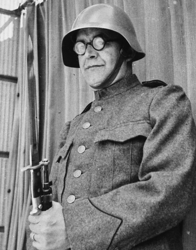 Barth as Swiss Army Knifer