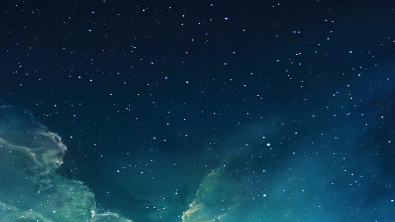 papers.co mc56 wallpaper galaxy blue 7 starry star sky 25 wallpaper e1462224856915