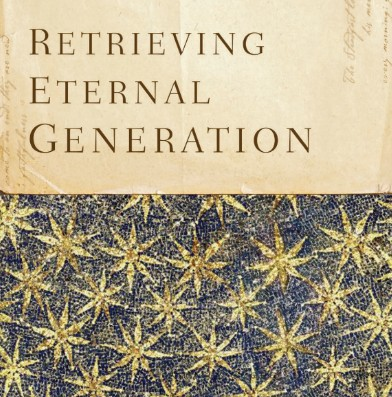 Eternal Gen retrieval book cover