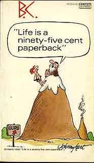 BC 95 cent paperback
