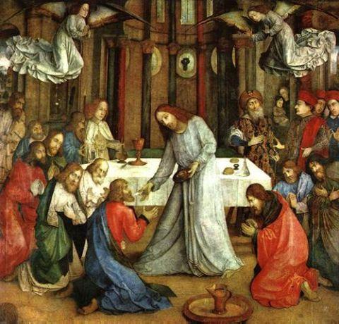 Communion of the Apostles 1