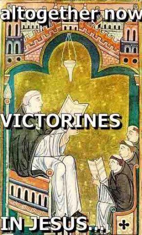 LOL Hugh of St Victor