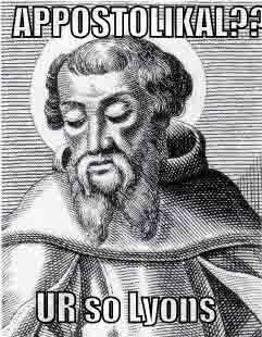 LOL Irenaeus
