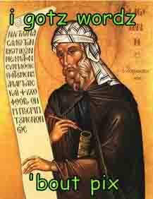 LOL John of Damascus