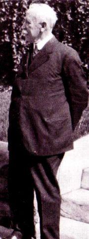 TC Horton standing